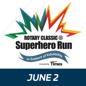 Rotary Cambridge Superhero Run