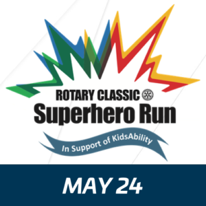 Rotary Cambridge Superhero Run