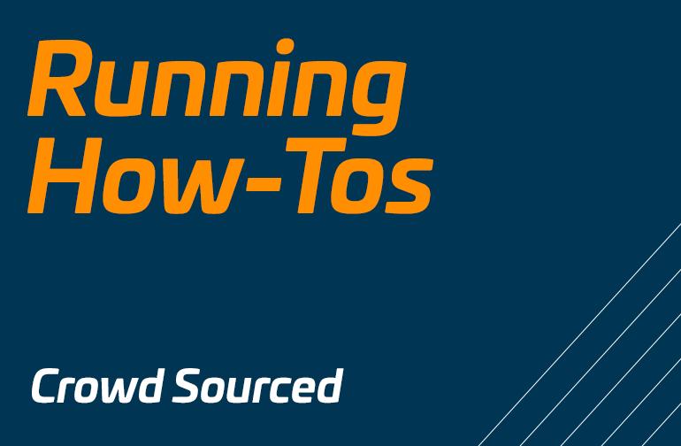 running-howto