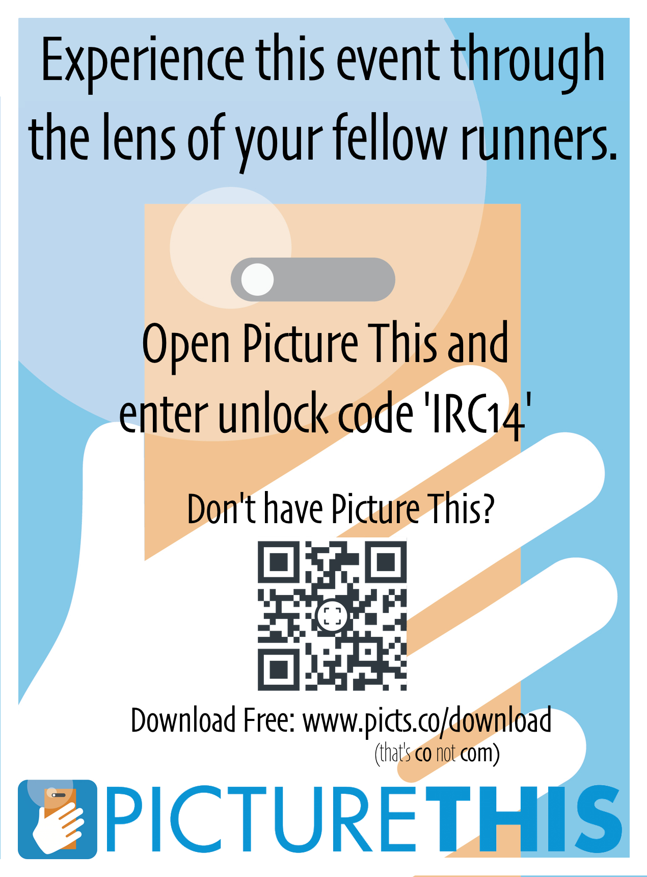 Picture This - In Running Colour