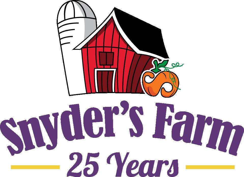 SnydersFarm25Yrs-Barn-ScriptVS1-PumpkNObg-RGB
