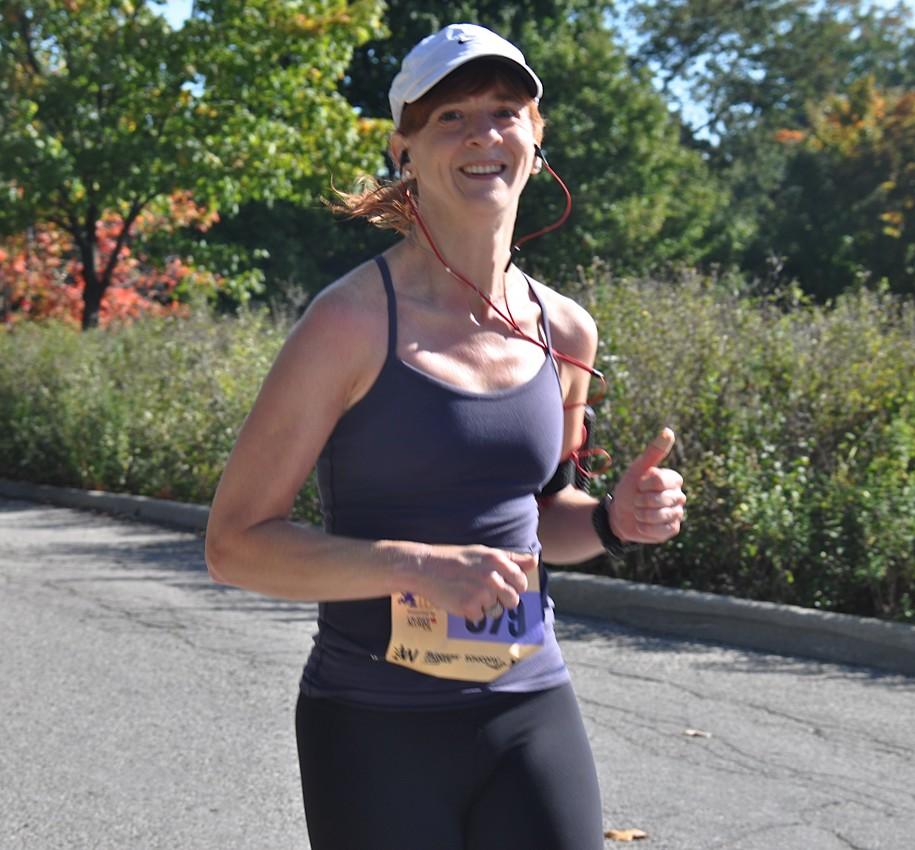 Jodi Rosner, Kitchener Kids With Cancer Run & Walk, POGO.com, Laurier Loop