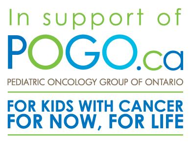 POGO, Kitchener Kids With Cancer Run