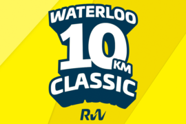 New course for 2016 Waterloo 10 KM Classic
