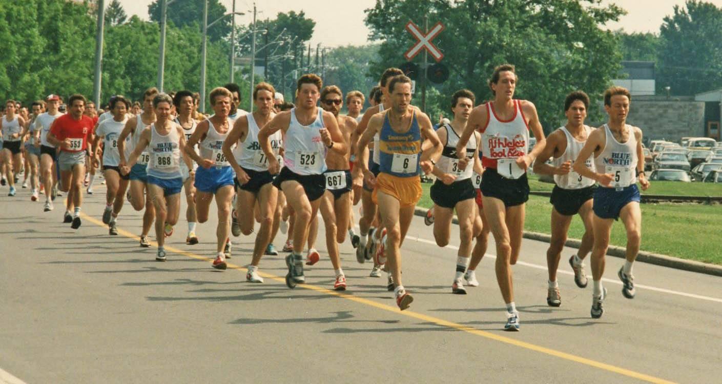 1989 Waterloo 10 KM Classic