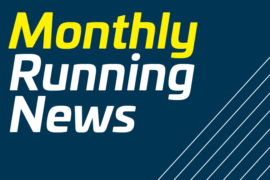 April Running News