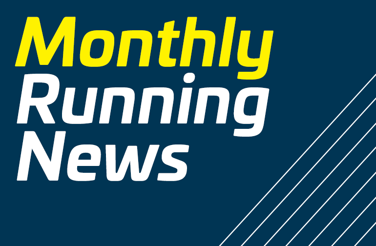 May & June Running News