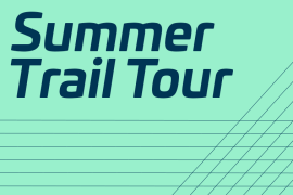 Summer Trail Tour: Grand Trunk Trail