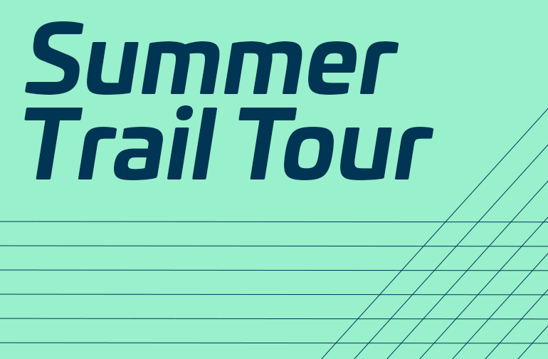 Summer Trail Tour: West Side Trails (aka Columbia Forest)