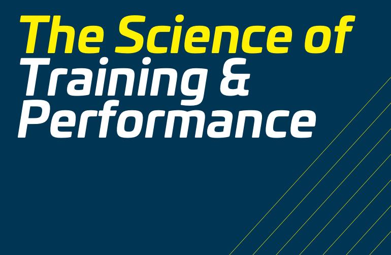 trainingandperformance