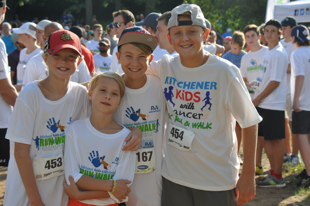 2016 Kitchener Kids with Cancer Run & Walk (6)