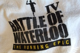 Results and recap of leg 2 of the Battle of Waterloo IV