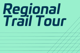 Regional Trail Tour: Walter Bean Trail at Pioneer Tower
