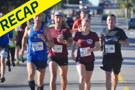 Harvest Half recap and results