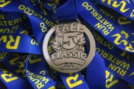 Elite list for the 2018 Fall 5 KM Classic