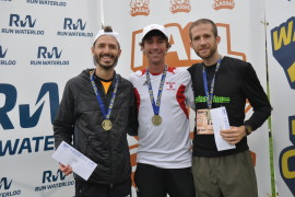 Full results of a fast Fall 5 KM Classic!