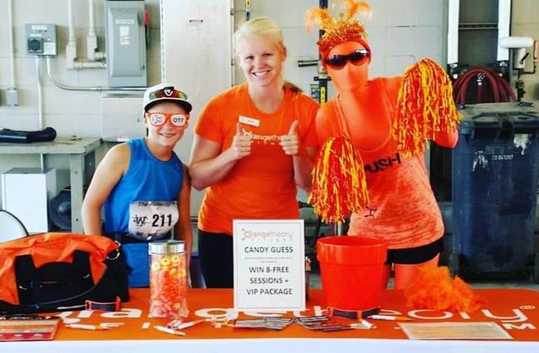Welcoming Orangetheory Fitness to RunWaterloo!