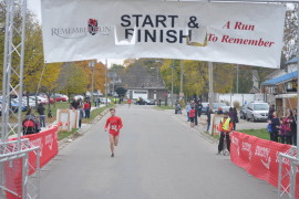 We remember and we run: recap and results of the 2016 RememberRun