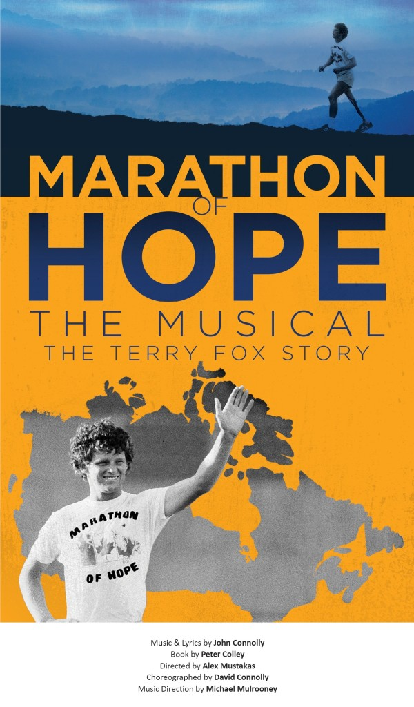 2017 Marathon of Hope Poster