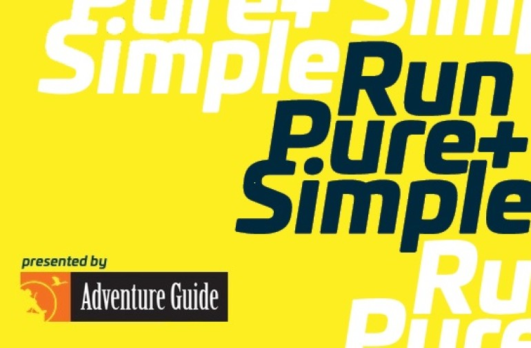 Adventure Guide presents Run Pure + Simple