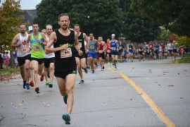 Octoberfast day at the 2017 Fall 5 KM Classic!