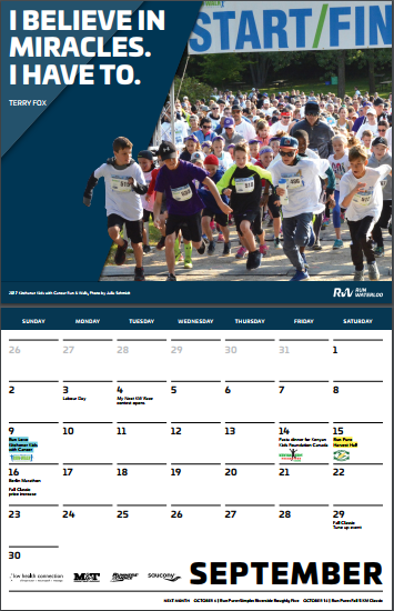2018 Calendar and Dates