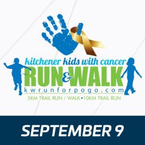 Kitchener Kids with Cancer Run & Walk