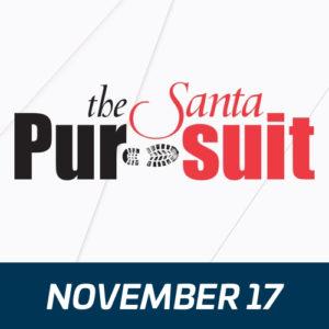 The Santa Pur-Suit
