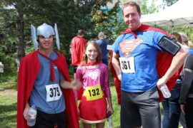 Newest Run Waterloo race: Rotary Classic Superhero Run