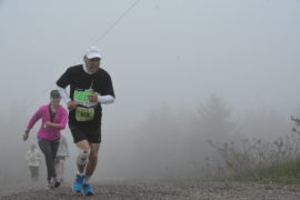 Running (and cycling) into the clouds at the 2018 Baden Races