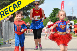 2018 Rotary Classic Superhero Run