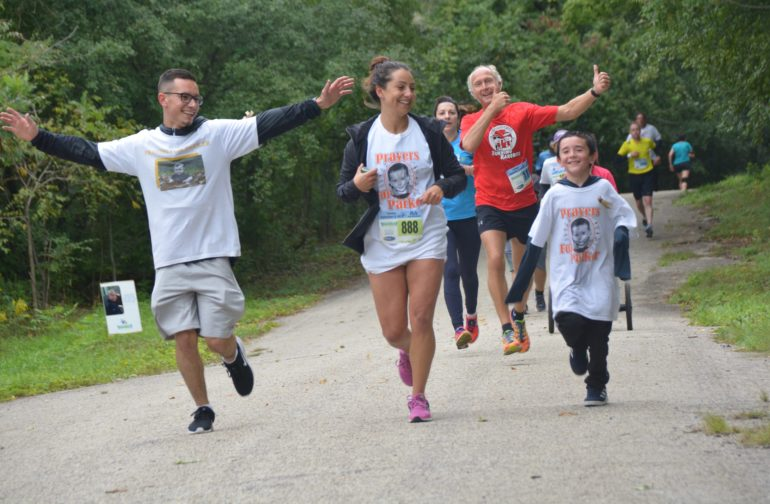 Another year, another smashing success at the Kitchener Kids with Cancer Run