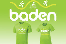 Announcing the 2019 Baden Sprint Duathlon course maps