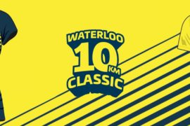 The Waterloo 10 KM Classic t-shirt is revealed!