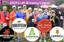 Announcing the 2019 #RunAtRibfest breweries!