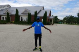Wesley Korir will race the 2019 Harvest Half