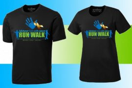 Kitchener Kids with Cancer Run t-shirt reveal!