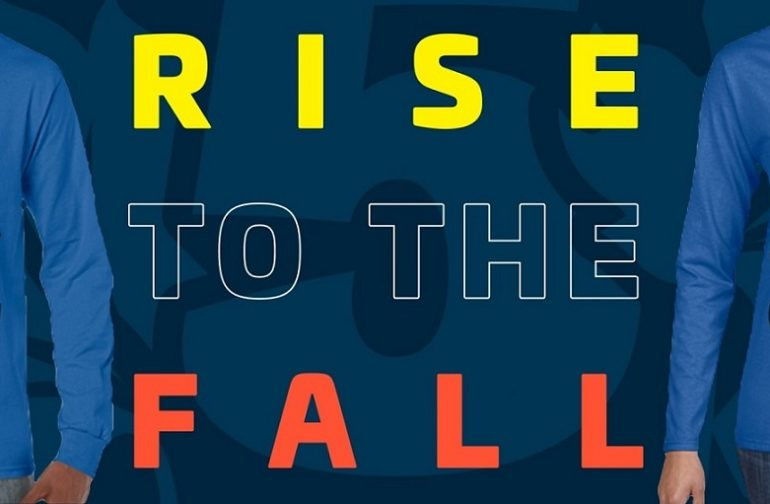 Rise to the Fall: T-shirt Tuesday