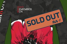 11th RememberRun is sold out