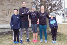Meet the Schmidts in our March Member Spotlight
