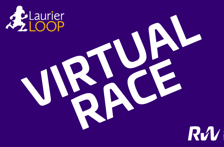 How to participate in the Laurier Loop Virtual Race