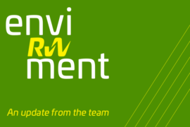 Introducing the enviRUNment team