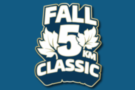 "New ""remote race"": Fall 5 KM Classic"